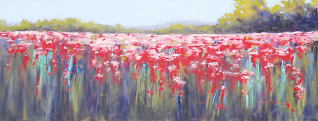Pastel by Lise Hoffman-McCabe