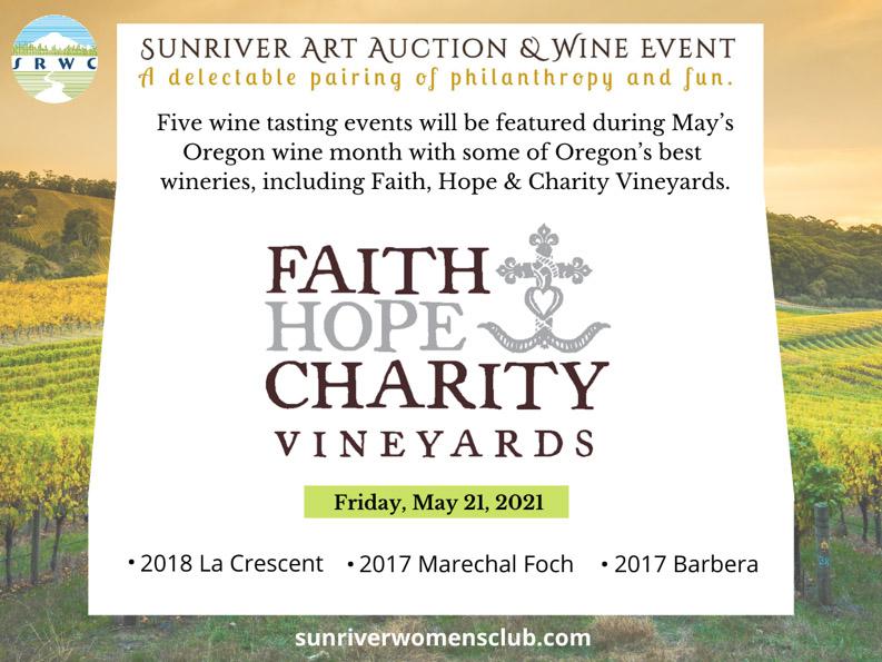 Faith Hope & Charity Vineyard Wines Virtual Tasting @ Virtual