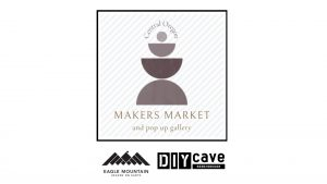 Central Oregon Makers Market and pop up gallery @ DIYcave