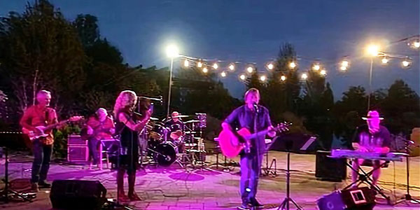 Live at the Vineyard:  Big River Band – Advance Ticket Purchase Required @ Faith Hope & Charity Vineyard