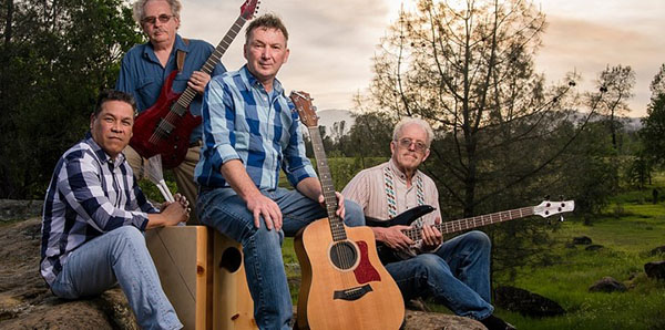 Live at the Vineyard:  John Hoover & the Mighty Quinns – Advance Ticket Purchase Required @ Faith Hope & Charity Vineyard